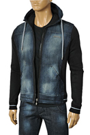 EMPORIO ARMANI Men's Hooded Jacket #103