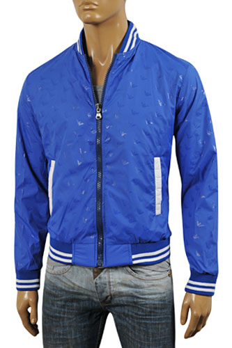 EMPORIO ARMANI Zip Up Jacket #120