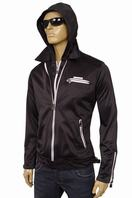 EMPORIO ARMANI Men's Sport Hooded Jacket #64