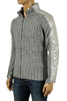 EMPORIO ARMANI Men's Knit Warm Jacket #90