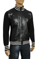 EMPORIO ARMANI Artificial Leather Cotton/Jacket #94