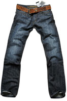 EMPORIO ARMANI Men's Jeans With Belt #107