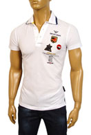 EMPORIO ARMANI Cotton Mens Polo Shirt #146
