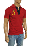 EMPORIO ARMANI Men's Polo Shirt #189
