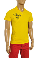 EMPORIO ARMANI Men's Polo Shirt #198