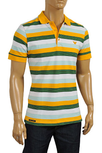 EMPORIO ARMANI Men's Polo Shirt #222
