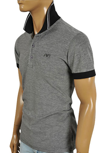 ARMANI JEANS Men's Polo Shirt #234