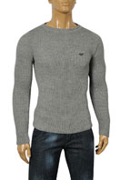 EMPORIO ARMANI Men's Fitted Sweater #127