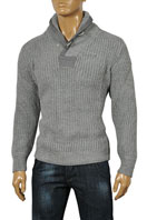 EMPORIO ARMANI Men's Warm Sweater #130