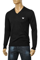 EMPORIO ARMANI Men's Fitted Sweater #142