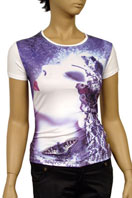 EMPORIO ARMANI Ladies Short Sleeve Top #34