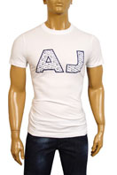 ARMANI JEANS Mens Short Sleeve Tee #43