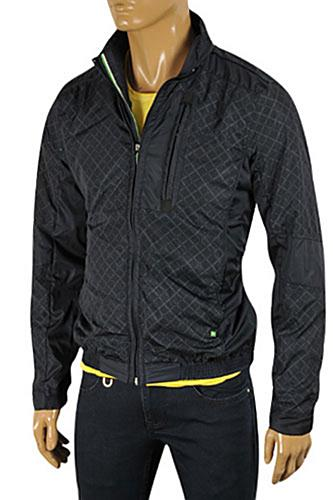 HUGO BOSS Men's Zip Jacket #53