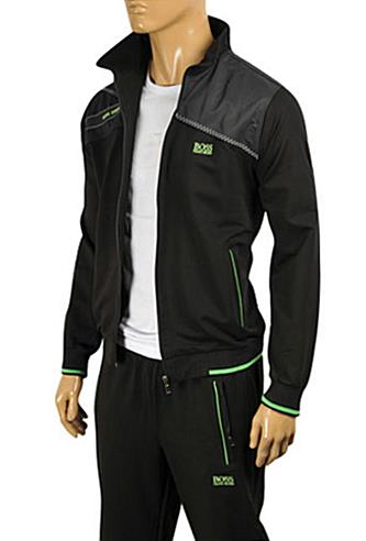 HUGO BOSS Men's Zip Tracksuit #58