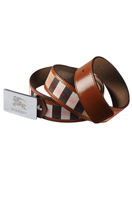 BURBERRY Men's Leather Belt #32