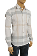 BURBERRY Men's Dress Shirt #114