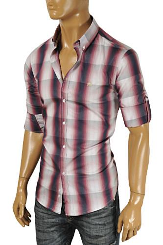 BURBERRY Men's Button Down Shirt #199
