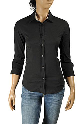 BURBERRY Ladies� Dress Shirt #215