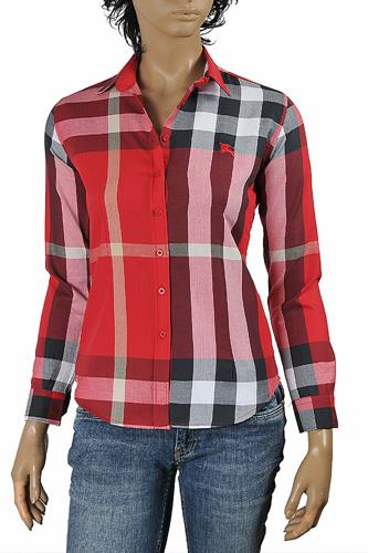 DF NEW STYLE, BURBERRY Ladies' Dress Shirt 244