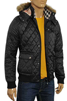 BURBERRY Men's Warm Hooded Jacket #29