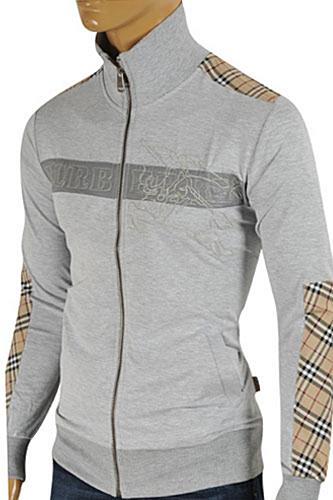 BURBERRY Men's Zip Up Cotton Jacket #41