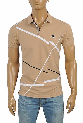 BURBERRY Men's Polo Shirt #252