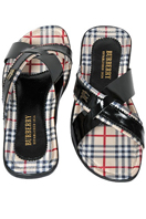 BURBERRY Men's Leather Sandals #241