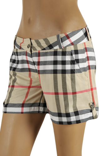 BURBERRY Ladies� Cotton Shorts #56