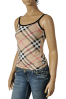 BURBERRY Ladies Sleeveless Top #63