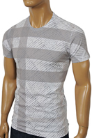 BURBERRY Men's Short Sleeve Tee #106