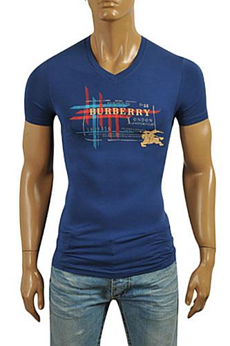 BURBERRY Men's Short Sleeve Tee #208