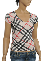 BURBERRY Ladies Short Sleeve Tee #88