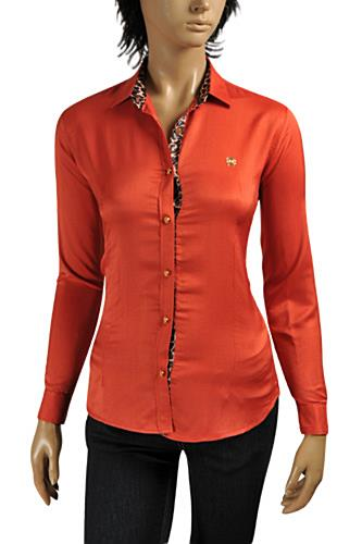 ROBERTO CAVALLI Ladies' Dress Shirt #354