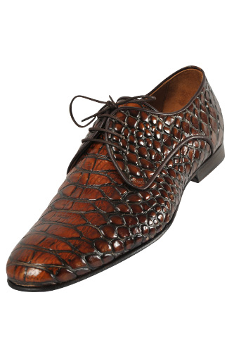 ROBERTO CAVALLI Men's Oxford Leather Dress Shoes #280