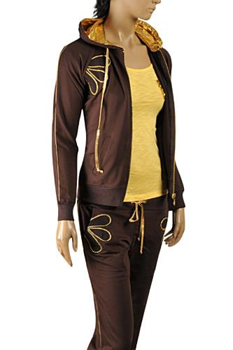 0adcd267f Womens Designer Clothes | ROBERTO CAVALLI Ladies Tracksuit #90 View 1
