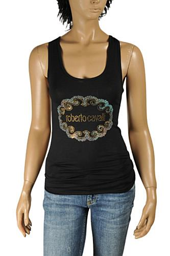 ROBERTO CAVALLI Ladies Sleeveless Top #159