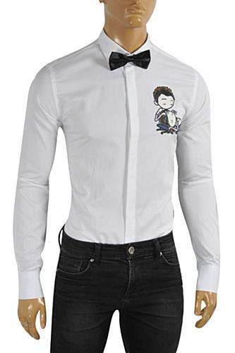 DOLCE & GABBANA Men's Dress Shirt #464