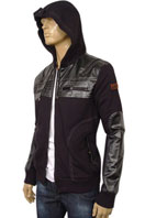 DOLCE & GABBANA Mens Zip Up Hooded Jacket #317
