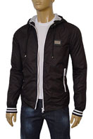 DOLCE & GABBANA Men's Zip Up Spring Jacket #330