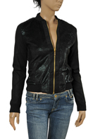 DOLCE & GABBANA Ladies Zip Up Jacket #377