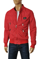 DOLCE & GABBANA Men's Zip Jacket #389