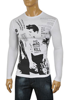 DOLCE & GABBANA Men's Long Sleeve Shirt #423