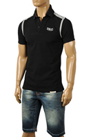 DOLCE & GABBANA Men's Polo Shirt #416