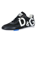 DOLCE & GABBANA Men's Leather Sneaker Shoes #243