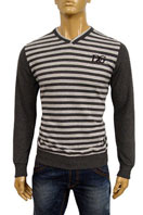 DOLCE & GABBANA Mens V-Neck Sweater #171