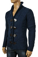 DOLCE & GABBANA Men's Knit Warm Sweater #192