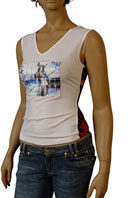 DOLCE & GABBANA Ladies Sleeveless Top #131
