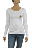 GUCCI Ladies Long Sleeve Top #200