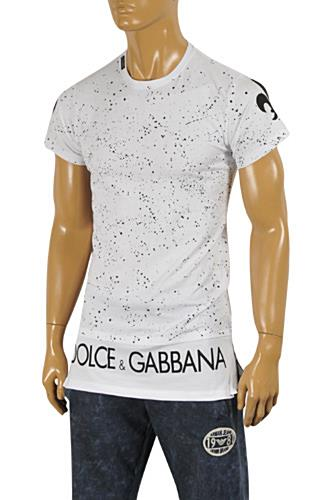 DOLCE & GABBANA Men's T-Shirt #0239