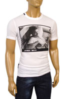 DOLCE & GABBANA Mens Short Sleeve Tee #122